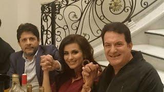 Farrah Yousef, Mouin Sharif, and Mohammed Iskander | فرح يوسف ، معين شريف ، و محمد اسكندر