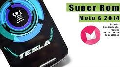 Tesla ROM - Moto G 2014