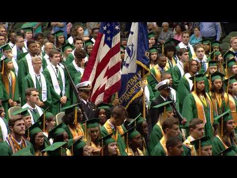 2018 Kecoughtan High School Graduation