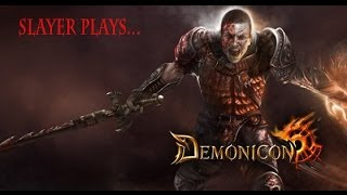 The Dark Eye  Demonicon PC Walkthrough Part 5 - Battle at The Thorned Rose-