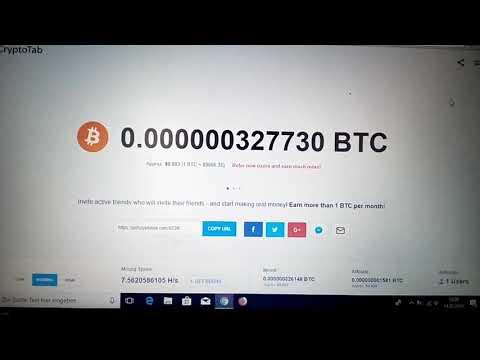 Bitcoin Mining Google Chrome Free