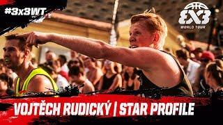 Vojtěch Rudický - Marienbad | Star Profile | FIBA 3x3 World Tour 2018 - Prague Masters 2018