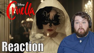 I Was NOT Expecting That... - Cruella Trailer Reaction