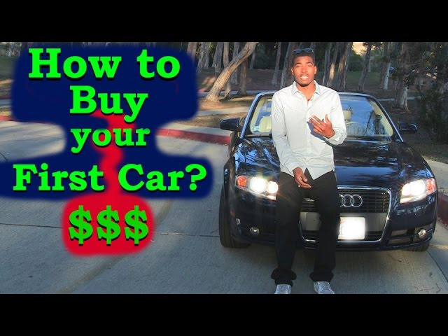 How+To+Buy+Your+First+Car
