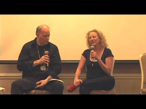 Virginia Madsen  - Interview and Q&A at the Chiller Theatre Expo, Oct. 27, 2012