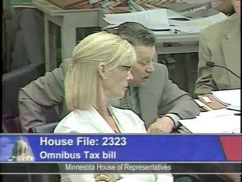 Rep. Rukavina Rants On MN House Tax Bill