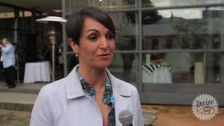 Myths of Olive Oil : Dr Joanna McMillan at FEVOO Harvest 2013 (The Olive Centre)