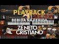 Zé Neto e Cristiano - BEBIDA NA FERIDA - Playback Versão VH Studios