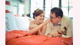 Brian Chai & Stephanie Pang Actual Day Photoclip