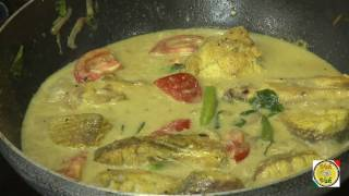 Fish Moilee - By Vahchef @ Vahrehvah.com