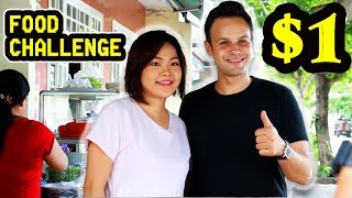 $1 Food Challenge with The Food Ranger in Da Nang, Vietnam