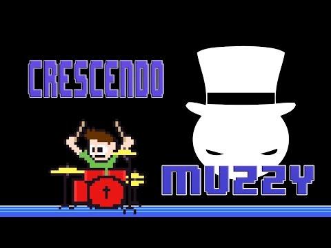 Muzzy - Crescendo (Drum Cover) -- The8BitDrummer