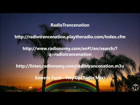 Soweto Funk - Hey Dj (Radio Mix)