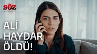 Söz | 6.bölüm - Ali Haydar Öldü!