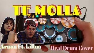 Download TE MOLLA - LAGU TIKTOK VIRAL | REAL DRUM COVER