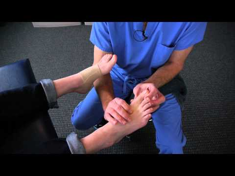 Bunion Stretch and Soft Tissue Release