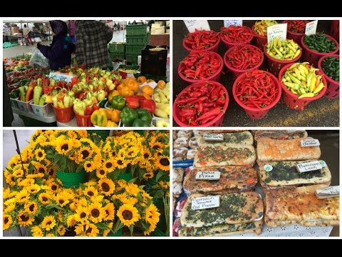 St Jacobs Farmers Market #Gallivanting | ChrisDeLaRosa.com