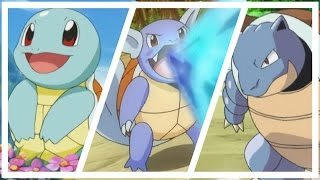Interesting Squirtle Facts!