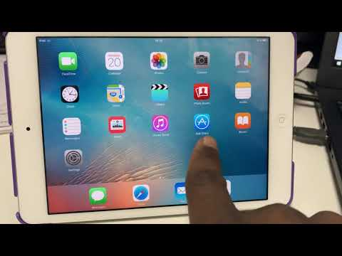 How to download apps on your old ipad or iphone.
