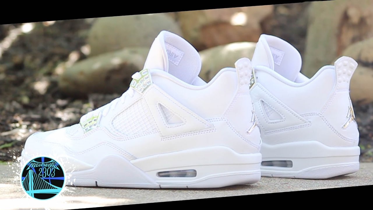 900a7312b1fafe Air Jordan 4 Retro  Pure Money
