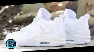 Air Jordan 4 Retro 'Pure Money' | Detailed Look and Review