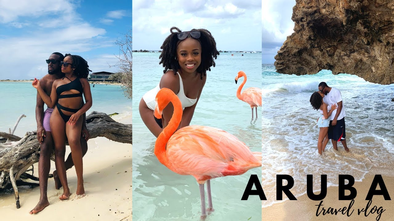 Aruba New Year's Baecation Vlog   What to do, Where to eat, Best beaches
