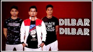 Dilbar Dilbar Song I Satyamev Jayate | Dance Video |  Choreography by Krishna Gujjar