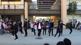 vuclip KLIQ @ Coachilla/Cloud 9 | KPOP SCHOOL PERFORMANCE -05/19/2017-