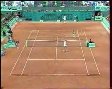 Edberg Haarhuis French Open 1993