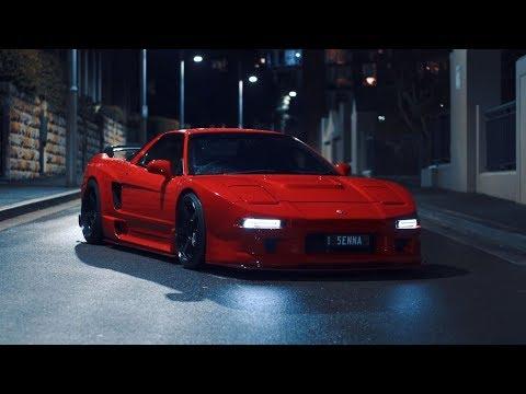 5ENNA; Honda NSX | 4K