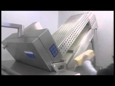Slicer Weber CCS 404 with interleaver