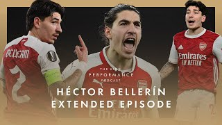 HECTOR BELLERIN on choosing your values wisely