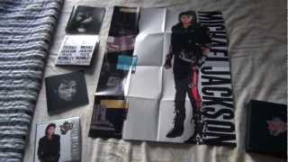 Michael Jackson - Bad 25: Deluxe Edition Unboxing