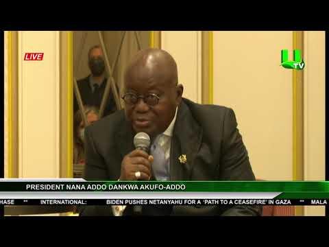 Prez. Akufo-Addo Secures €170 Million For Development Bank Ghana
