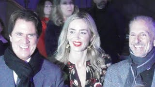Emily Blunt & Rob Marshall @ Paris 10 december 2018 premiere Mary Poppins returns