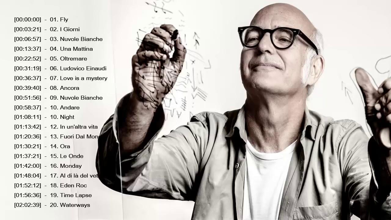 Best Songs of Ludovico Einaudi Ludovico Einaudi Greatest Hits Full Album 2021HQ