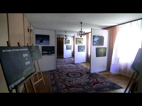 Oko w oko. Wystawa fotografii przyrodniczej Andrzeja Blachy w GOK Janów Podlaski