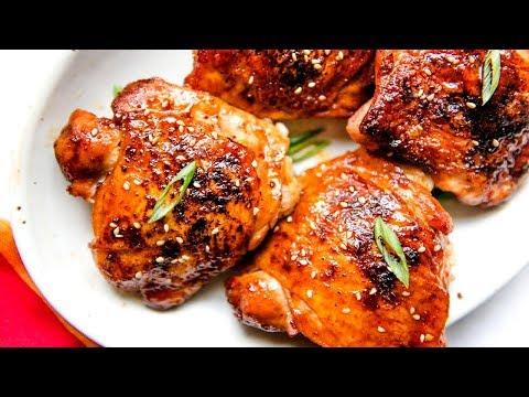 Куриные бедра по-сычуаньски - рецепт от Гордона Рамзи