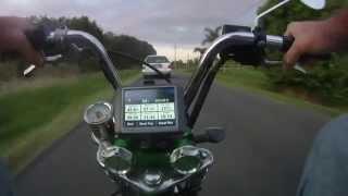 Honda z50 monkey bike 150cc