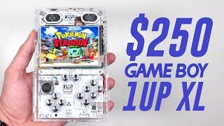 Unboxing $250 Gameboy 1UP XL