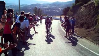 Vuelta a Chile 2012 - Ascensión a Santa Martina