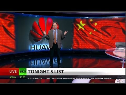 More Huawei arrests, Apple's competition pressured
