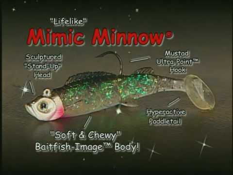 Mimic Minnow By Northland Fishing Tackle