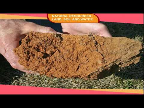 NATURAL RESOURCES : LAND, SOIL AND WATER L-2 Geog SST Book -8