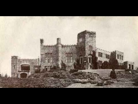 Incident at Seely Castle - Mysterious Castle - Asheville, NC