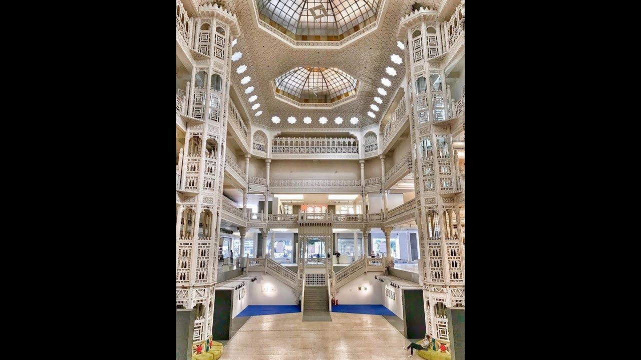 Le Mama D Alger يعتبر أكبر و أجمل متحف للفن المعاصر في افريقيا الماما