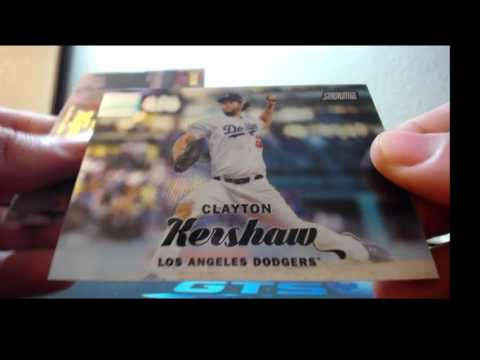 2017 Topps Stadium Club Baseball 4 Box Break #1 / 7-12-2017 (ON CARD AUTO MOJO PART 2 OF 2)