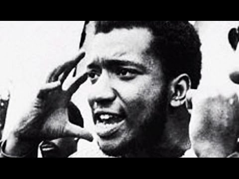 WATCH: Black Panther Party Activist Fred Hampton