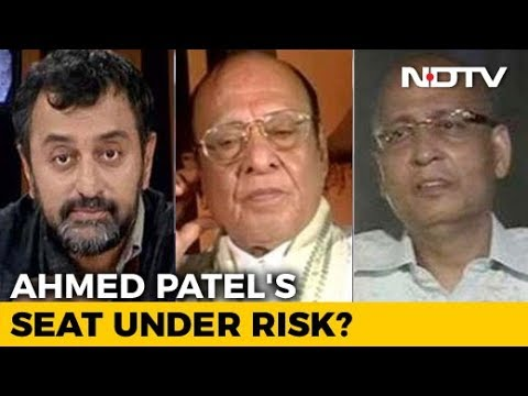 Gujarat Rajya Sabha Poll: NCP's Last Minute Shocker