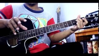 Belajar Petikan Gitar Tinggal Kenangan - Gaby (Riadyawan) Bagian 1